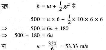 RBSE Solutions for Class 11 Physics Chapter 3 गतिकी 41