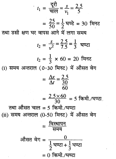 RBSE Solutions for Class 11 Physics Chapter 3 गतिकी 42