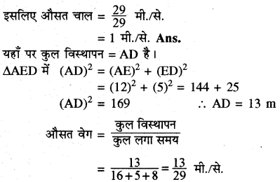 RBSE Solutions for Class 11 Physics Chapter 3 गतिकी 46