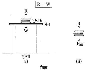 RBSE Solutions for Class 11 Physics Chapter 4 गति के नियम 1