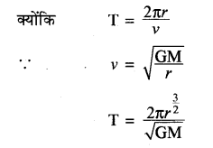RBSE Solutions for Class 11 Physics Chapter 6 गुरुत्वाकर्षण 9