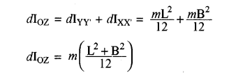 RBSE Solutions for Class 11 Physics Chapter 7 दृढ़ पिण्ड गतिकी 47