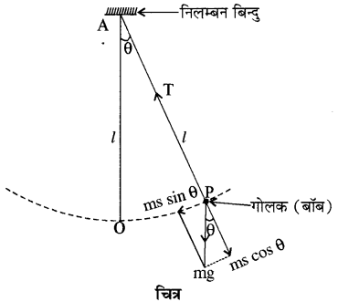 RBSE Solutions for Class 11 Physics Chapter 8 दोलन गति 28