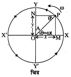RBSE Solutions for Class 11 Physics Chapter 8 दोलन गति 4