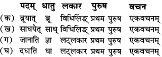 RBSE Solutions for Class 9 Sanskrit सरसा Chapter 12 नीतिपीयूषम् 1