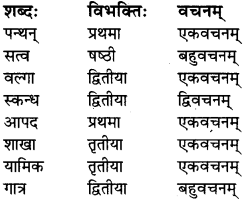 RBSE Solutions for Class 9 Sanskrit सरसा Chapter 14 कार्यं खलु साधयेयम् 2