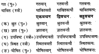 RBSE Solutions for Class 9 Sanskrit सरसा Chapter 16 बलवान् कः 1