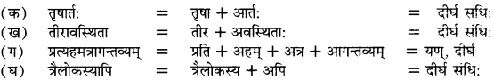 RBSE Solutions for Class 9 Sanskrit सरसा Chapter 5 शश-गजराज कथा 1
