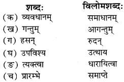 RBSE Solutions for Class 9 Sanskrit सरसा Chapter 7 प्रेरणापुञ्जः विवेकानन्दः 2