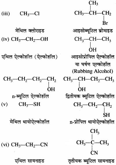 RBSE Solutions for Class 11 Chemistry Chapter 12 कार्बनिक रसायन: कुछ मूल सिद्धान्त और तकनीकें img 109