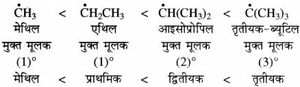 RBSE Solutions for Class 11 Chemistry Chapter 12 कार्बनिक रसायन: कुछ मूल सिद्धान्त और तकनीकें img 78