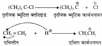 RBSE Solutions for Class 11 Chemistry Chapter 12 कार्बनिक रसायन: कुछ मूल सिद्धान्त और तकनीकें img 82