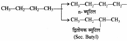 RBSE Solutions for Class 11 Chemistry Chapter 12 कार्बनिक रसायन: कुछ मूल सिद्धान्त और तकनीकें img 96