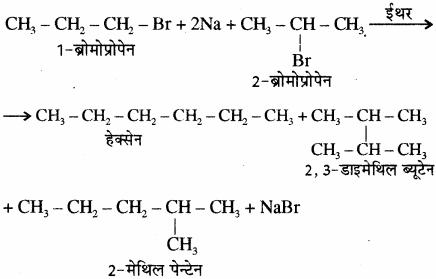 RBSE Solutions for Class 11 Chemistry Chapter 13 हाइड्रोकार्बन img 42