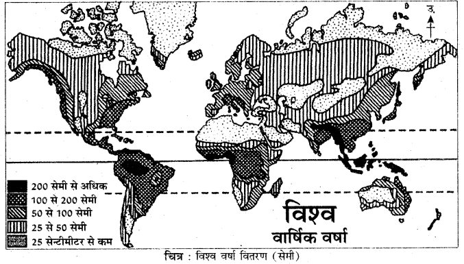 RBSE Solutions for Class 11 Physical Geography Chapter 15 संघनन एवं वर्षा 7