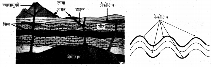RBSE Solutions for Class 11 Physical Geography Chapter 6 शैलें 6