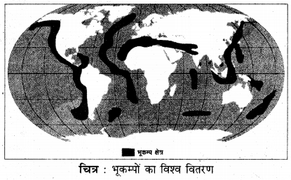 RBSE Solutions for Class 11 Physical Geography Chapter 7 भूकंप एवं ज्वालामुखी 4