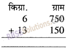 RBSE Solutions for Class 5 Maths Chapter 12 भार Additional Questions image 2