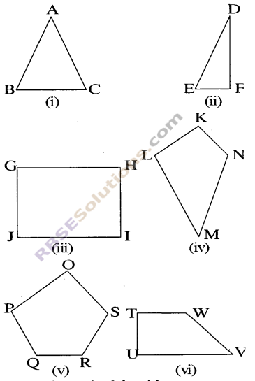 RBSE Solutions for Class 5 Maths Chapter 16 ज्यामिति In Text Exercise image 4