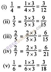 RBSE Solutions for Class 5 Maths Chapter 7 तुल्य भिन्न Ex 7.1 image 2