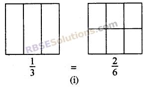 RBSE Solutions for Class 5 Maths Chapter 7 तुल्य भिन्न Ex 7.1 image 6