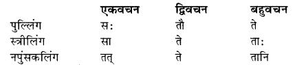 RBSE Class 10 Sanskrit व्याकरणम् अनुवाद-कार्यम् image 5