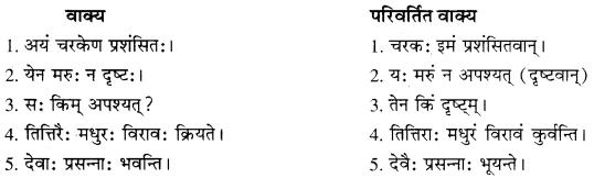 RBSE Solutions for Class 10 Sanskrit स्पन्दन Chapter 12 मरुसौन्दर्यम् image 11