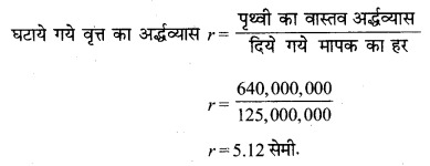 RBSE Solutions for Class 11 Pratical Geography Chapter 3 प्रक्षेप 4