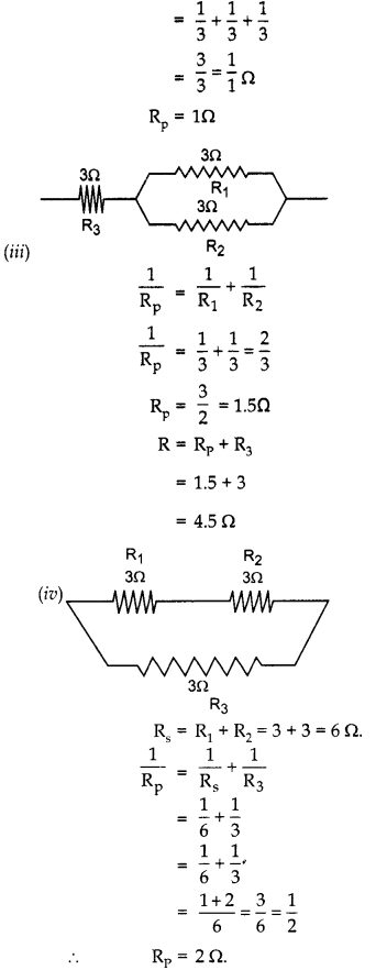 RBSE Solutions for Class 10 Science Chapter 10 Electricity Current image - 35