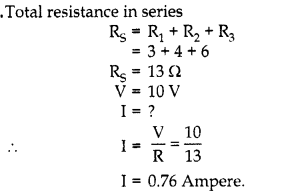 RBSE Solutions for Class 10 Science Chapter 10 Electricity Current image - 37
