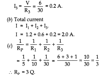 RBSE Solutions for Class 10 Science Chapter 10 Electricity Current image - 50