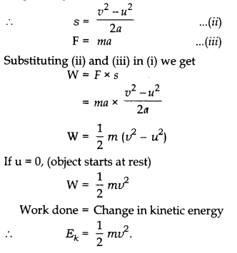 RBSE Solutions for Class 10 Science Chapter 11 Work, Energy and Power image - 22