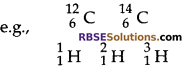 RBSE Solutions for Class 10 Science Chapter 7 Atomic Theory, Periodic Classification, and Properties of Elements image - 1