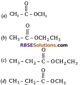 RBSE Solutions for Class 10 Science Chapter 8 Carbon and its Compounds image - 5