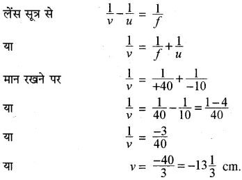 RBSE Solutions for Class 10 Science Chapter 9 प्रकाश image - 41