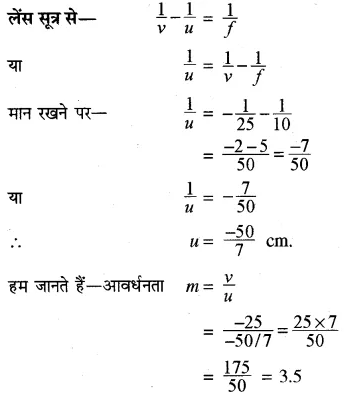 RBSE Solutions for Class 10 Science Chapter 9 प्रकाश image - 45