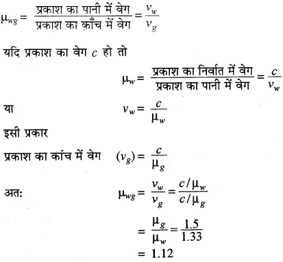 RBSE Solutions for Class 10 Science Chapter 9 प्रकाश image - 87
