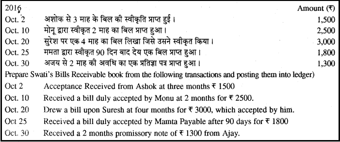RBSE Solutions for Class 11 Accountancy Chapter 10 विनियम बिल image -35