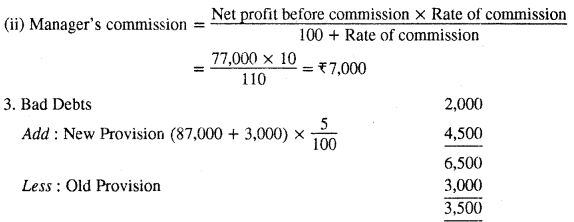 RBSE Solutions for Class 11 Accountancy Chapter 7 समायोजन सहित अन्तिम खाते images - 30