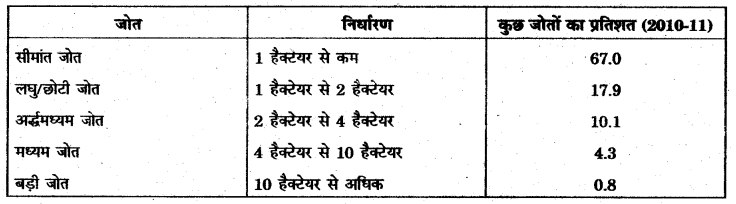 RBSE Solutions for Class 11 Economics Chapter 17 कृषिगत विकास 4