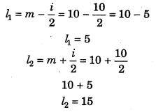 RBSE Solutions for Class 11 Economics Chapter 9 माध्यिका 95