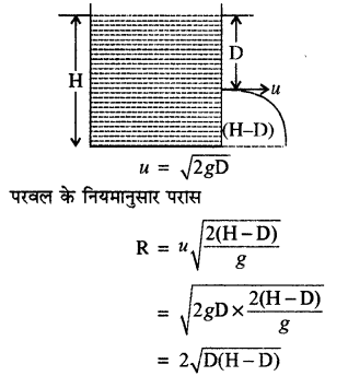 RBSE Solutions for Class 11 Physics Chapter 11 तरल 25