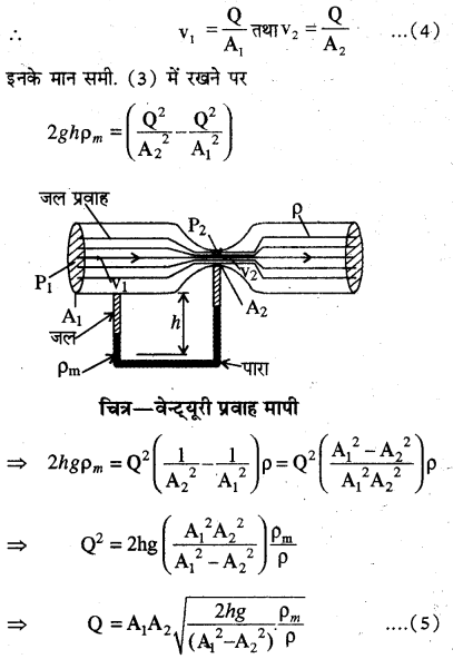 RBSE Solutions for Class 11 Physics Chapter 11 तरल 6