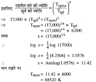 RBSE Solutions for Class 11 Physics Chapter 12 ऊष्मीय गुण 17