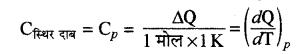RBSE Solutions for Class 11 Physics Chapter 14 गैसों का अगुणित सिद्धान्त 5