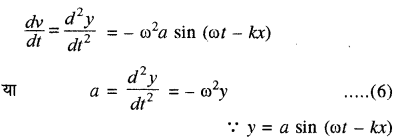 RBSE Solutions for Class 11 Physics Chapter 9 तरंग गति 15