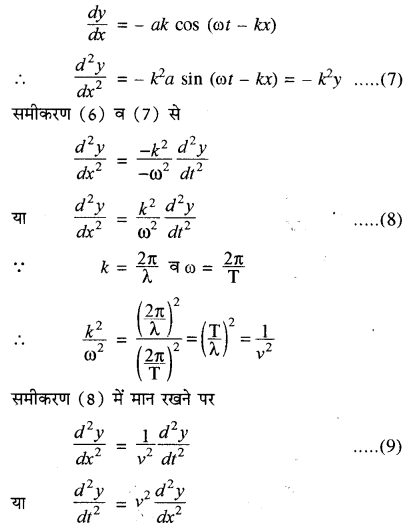 RBSE Solutions for Class 11 Physics Chapter 9 तरंग गति 16