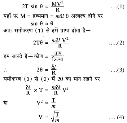 RBSE Solutions for Class 11 Physics Chapter 9 तरंग गति 20