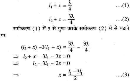 RBSE Solutions for Class 11 Physics Chapter 9 तरंग गति 34