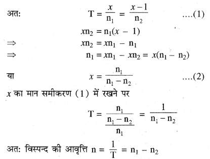 RBSE Solutions for Class 11 Physics Chapter 9 तरंग गति 37